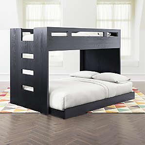 Wood Bunk Beds Crate Kids