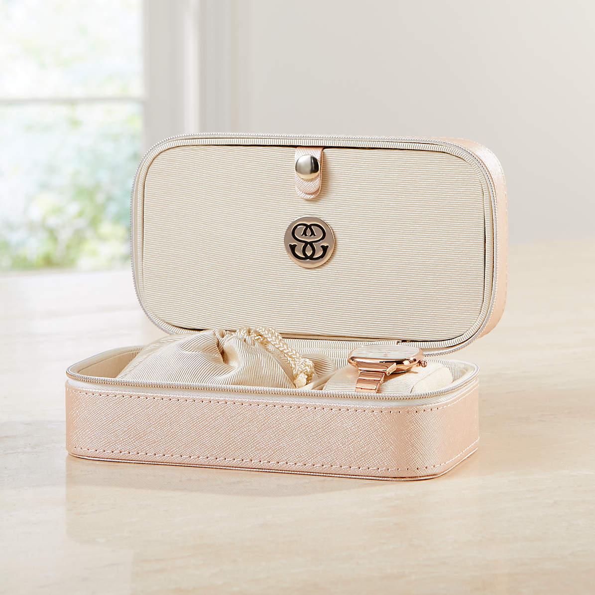 Small Pink Jewelry box