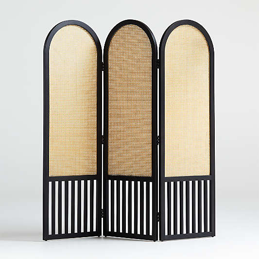 Anaise Cane Room Divider Screen
