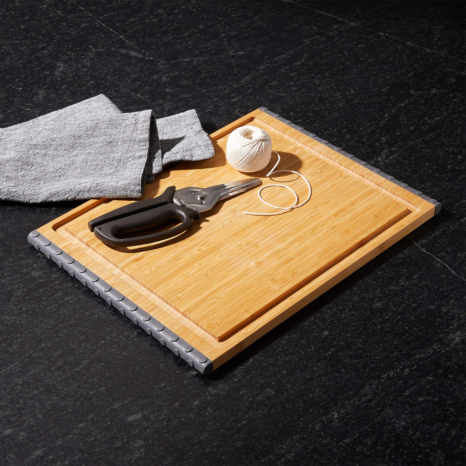 Architec Bamboo Non-Slip Cutting Board