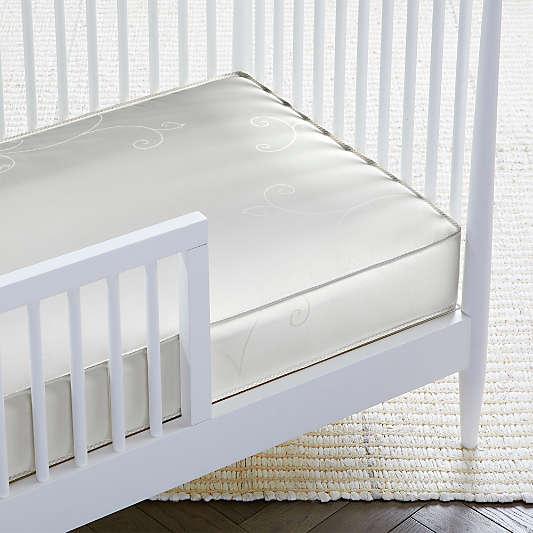 BeautySleep® Naturally Twilight Stars Baby Crib Mattress