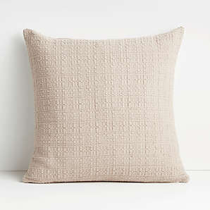 linen pillow cover Spring is in the air
