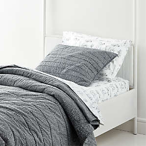 Boys Bedding Ships For Free Crate And Barrel