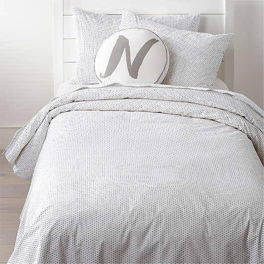 Swiss Dot Bedding