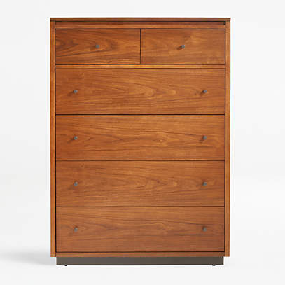 Blair 6 Drawer Chest Reviews Crate, 6 Drawer Cabinet