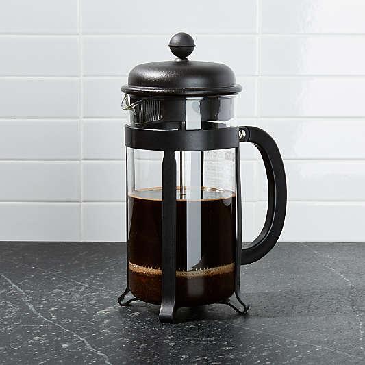 Bodum ® 8-cup Java Black French Press Coffee Maker