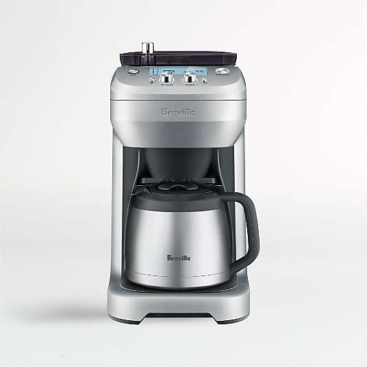 Breville ® 12-Cup Grind Control ™ Coffee Maker