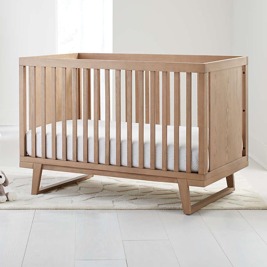 Cameron Ash Crib (Open Larger View)