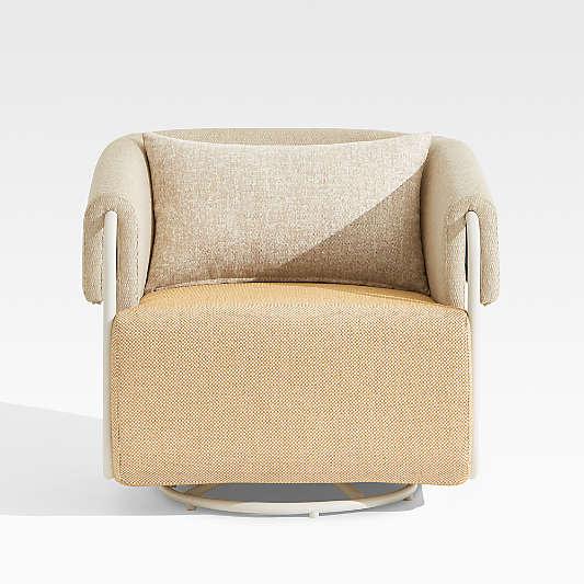 Campana Outdoor Swivel Chair