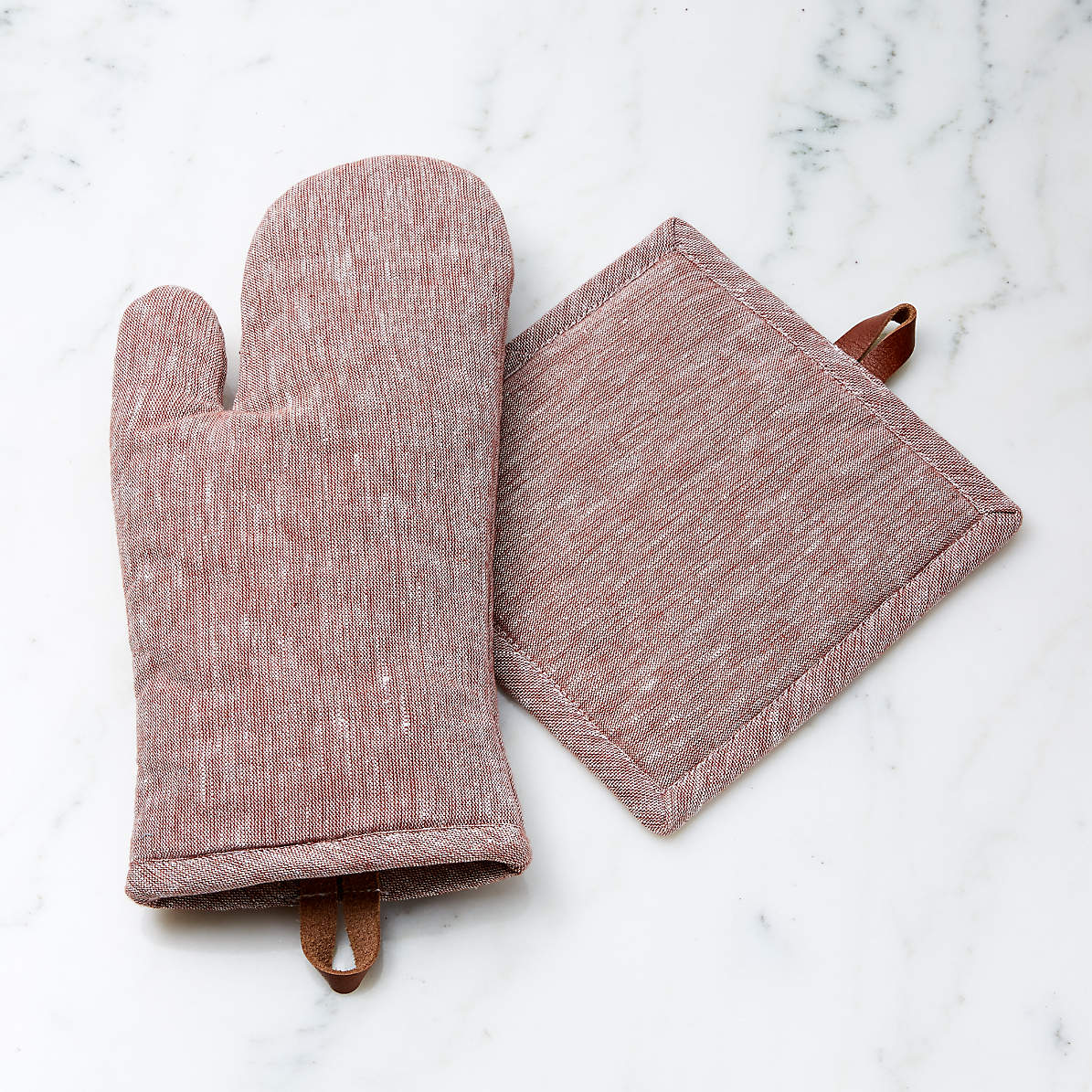 Potholders and Oven Mitts