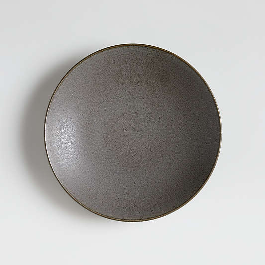 Craft Charcoal Coupe Salad Plate