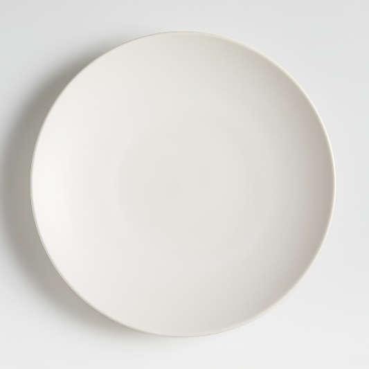 Craft Linen Coupe Dinner Plate