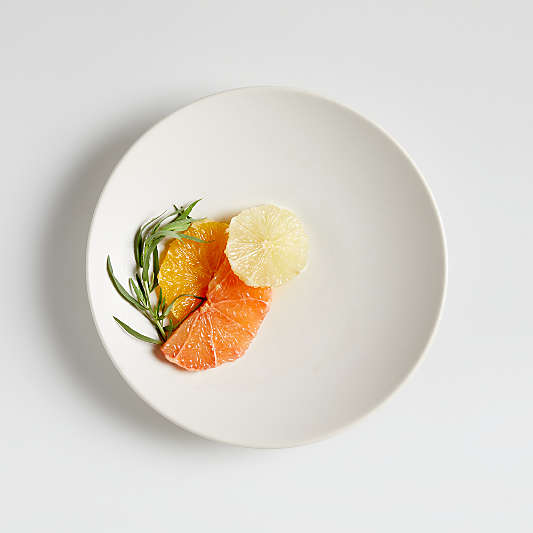 Craft Linen Coupe Salad Plate