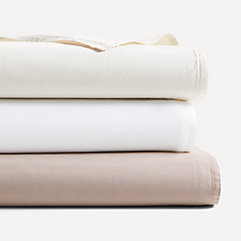 Cotton Percale Bedding