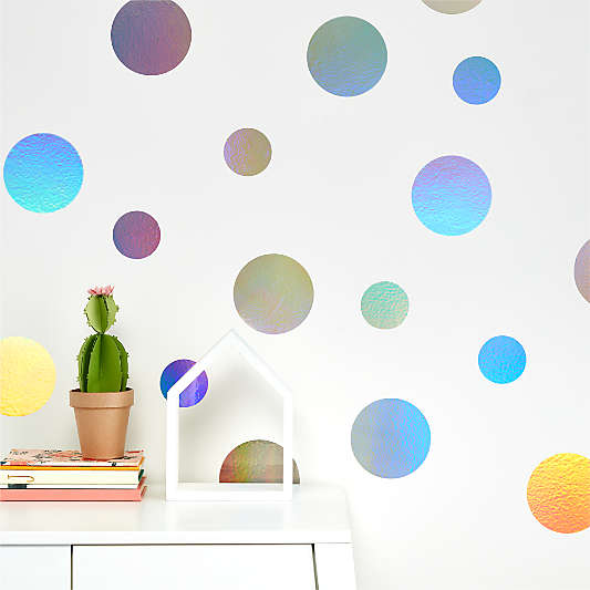 Tempaper Dots Removable Wall Decals