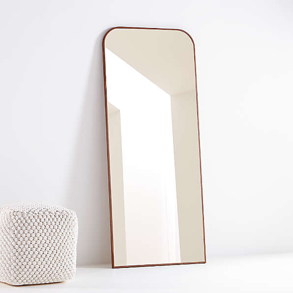 Wood Mirrors Crate And Barrel, Carved Wood Mirror Target