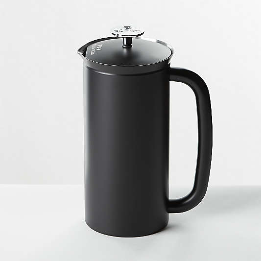 ESPRO P7 32-Oz. Matte Black Stainless Steel French Press