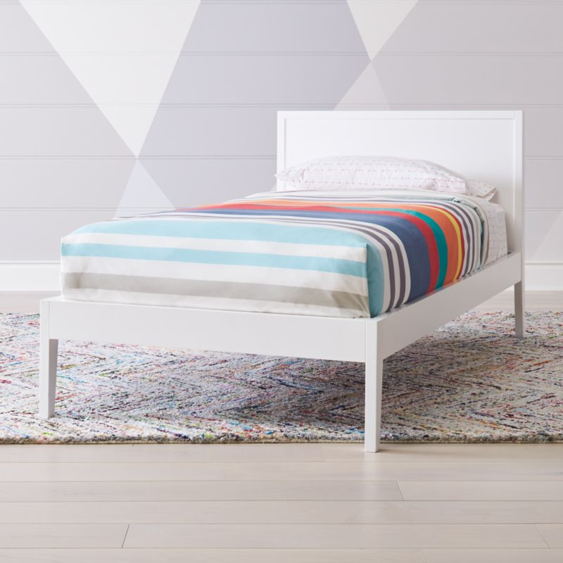 Ever Simple White Twin Bed Reviews, White Bedding For Twin Bed
