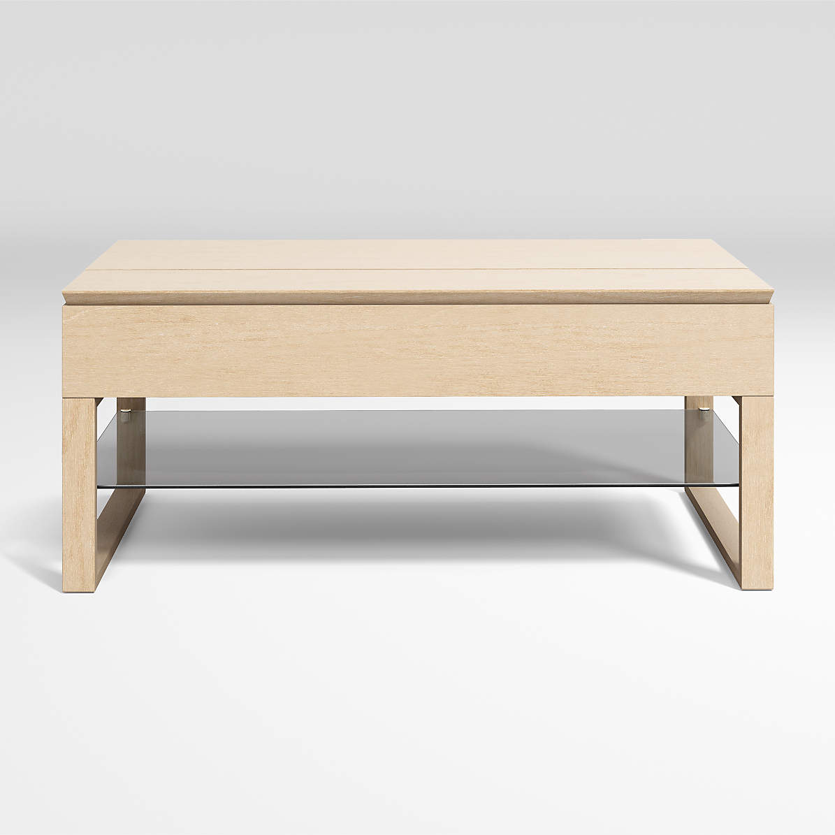 Falster Lift Top Coffee Table Reviews Crate And Barrel [ 1195 x 1195 Pixel ]