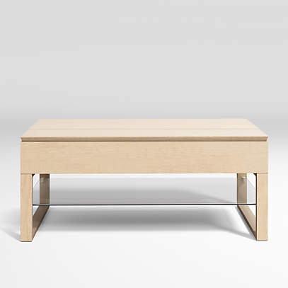 Falster Lift-Top Coffee Table + Reviews Crate And Barrel