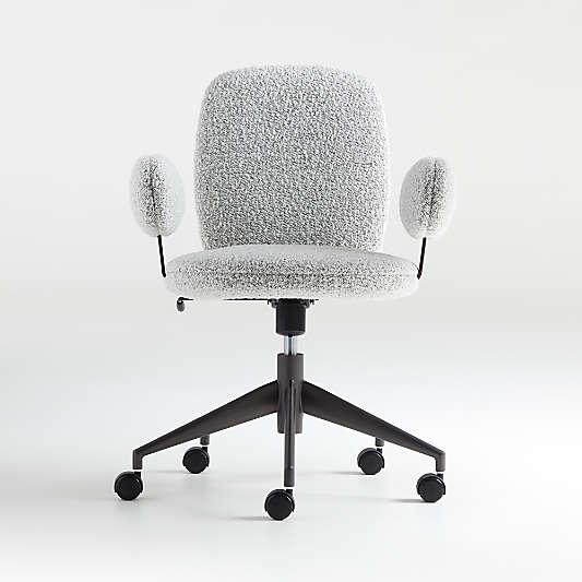 Faro Grey Office Chair