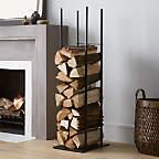 View Frame Indoor/Outdoor Log Holder - image 1 of 9