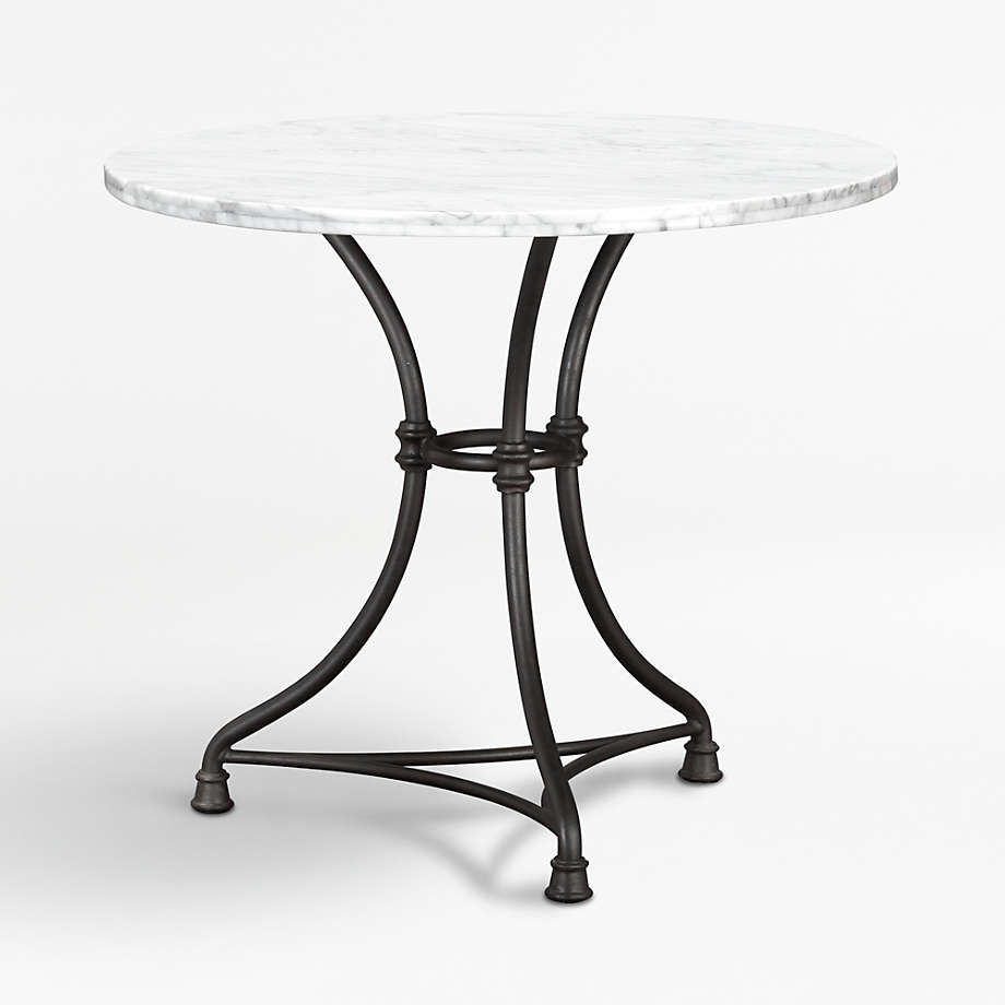 French Kitchen Round Bistro Table (Open Larger View)