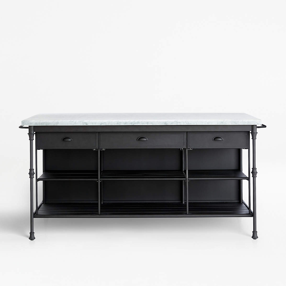 French Kitchen 72 Large Kitchen Island Reviews Crate And Barrel Canada