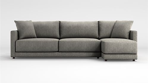 gather sectional sofas