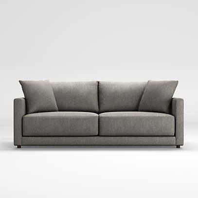 Gather Petite 2 Seat Sofa Reviews, Crate Barrel Sofa