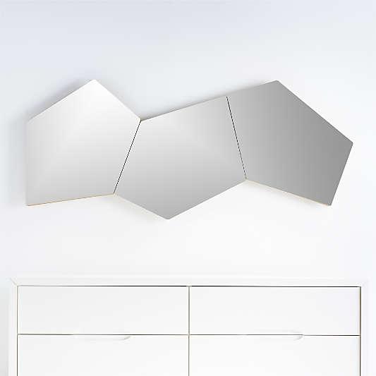 Geo 3-Piece Mirror Set