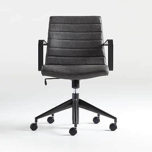 Graham Grey Office Chair