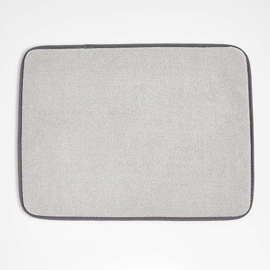 Grey Drying Mat