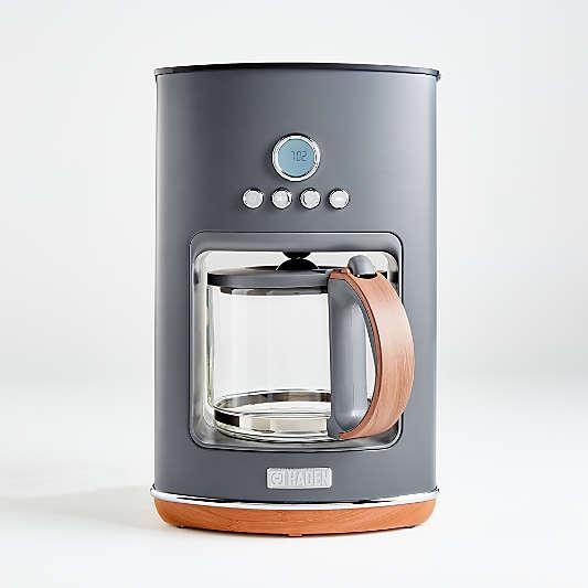 Haden Pebble Grey Dorchester Ultra Drip Coffee Maker