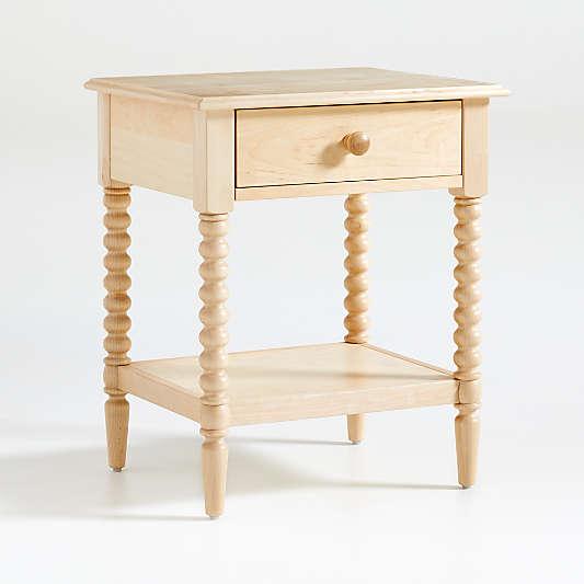 Jenny Lind Maple Nightstand