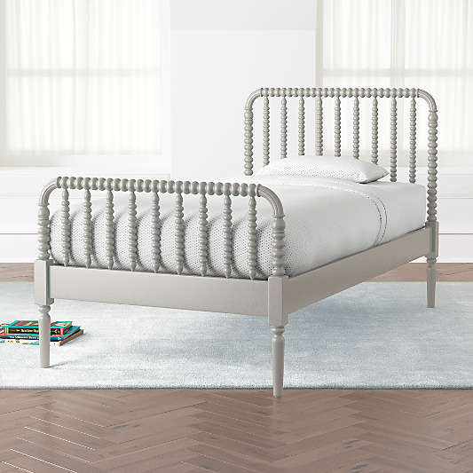 Jenny Lind Grey Bed