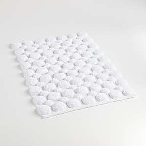 Bathroom Rugs And Bath Mats Crate, White Fluffy Bathroom Rugs