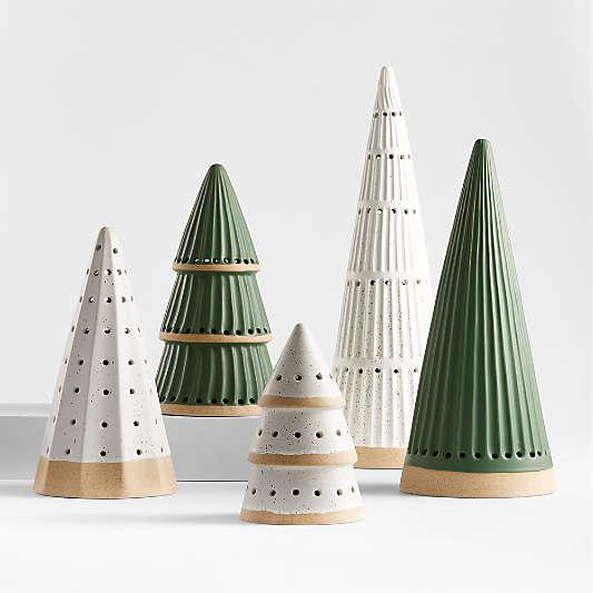 LED Ceramic Trees