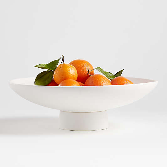 Sailor White Footed Bowl
