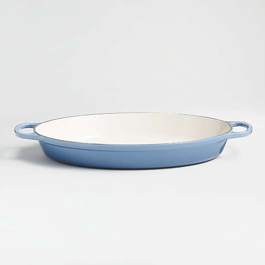 Le Creuset ® Chambray 3-Qt. Oval Baking Dish