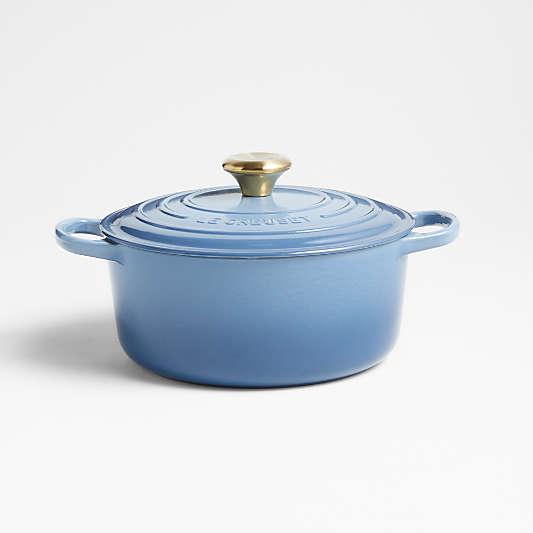 Le Creuset ® Signature 4.5-Qt. Chambray Dutch Oven