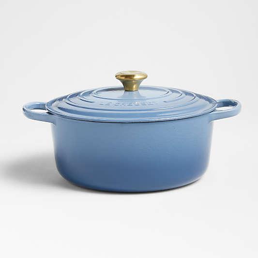 Le Creuset ® Signature 7.25-Qt. Chambray Dutch Oven