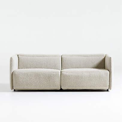 Leisure Power Recliner Sofa Reviews, Crate Barrel Sofa