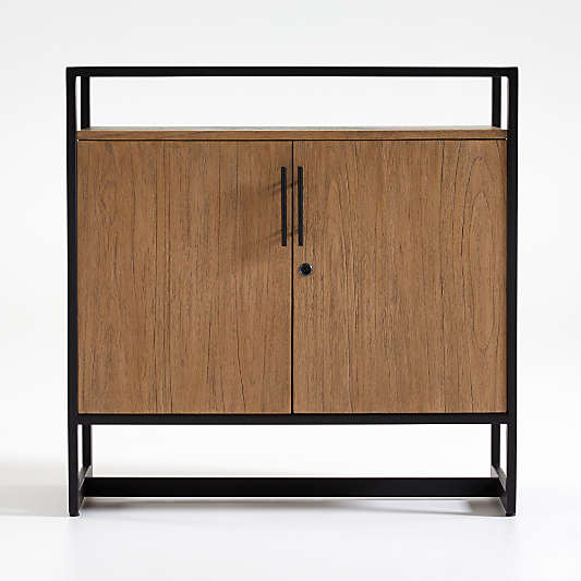 Lemoine Small Bar Cabinet