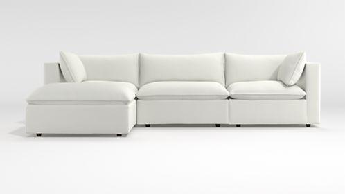 lotus modular sectional sofas