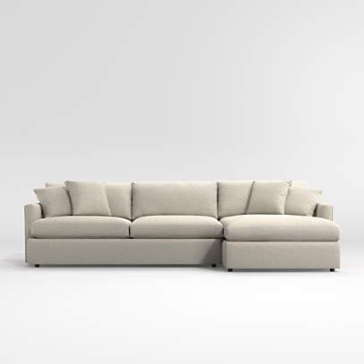 Lounge Deep Sectional Sofa Reviews, Crate And Barrel Lounge Sofa Reviews