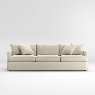 Lounge 93 Sofa Reviews Crate And Barrel