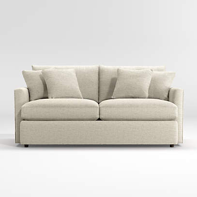 Apartment Size Couch Reviews Crate, Apartment Sized Furniture Living Room