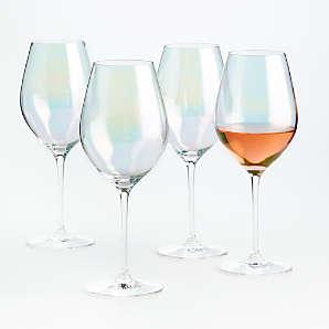 Wine Glasses Stemware Crate And Barrel