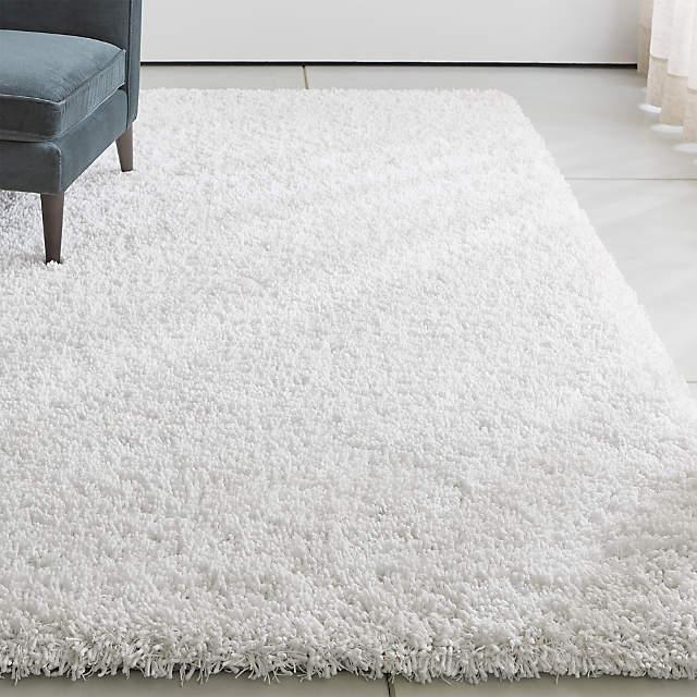 Memphis Ii White Rug 6 X9, White Living Room Rug